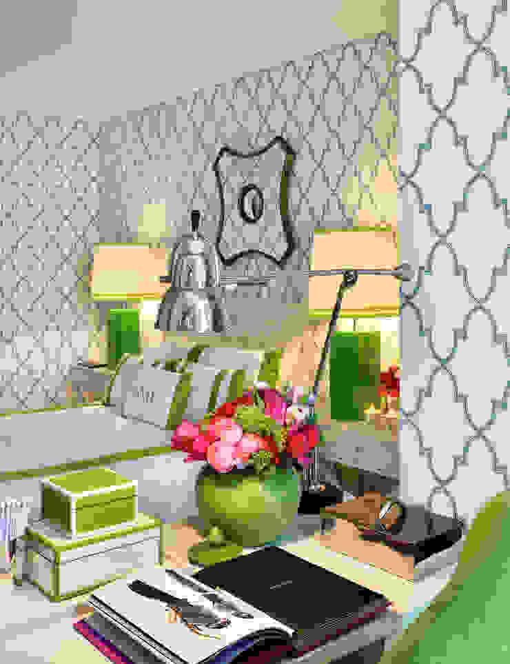 Dormitorios de estilo moderno de Prego Sem Estopa by Ana Cordeiro Moderno