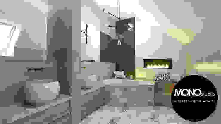 Kamar Mandi oleh MONOstudio, Modern