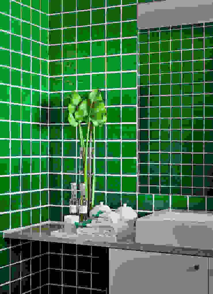 Baños de estilo moderno de Prego Sem Estopa by Ana Cordeiro Moderno