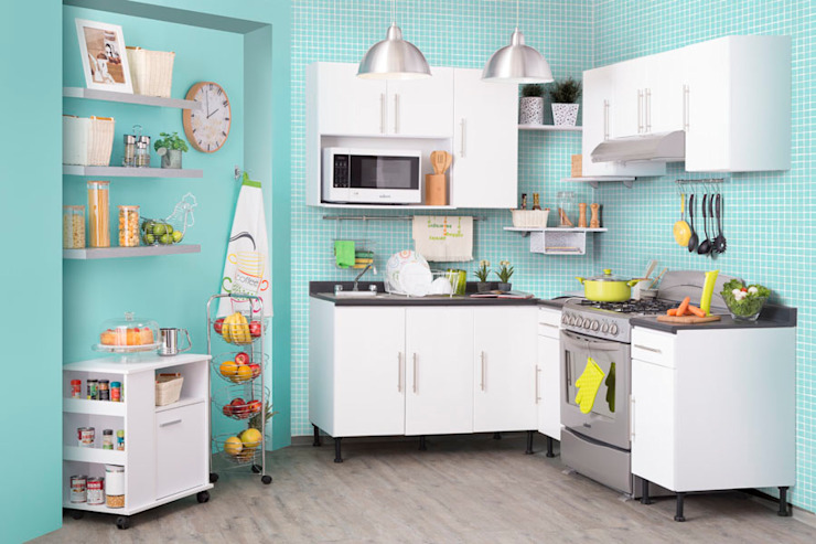 Idea Interior KitchenStorage White