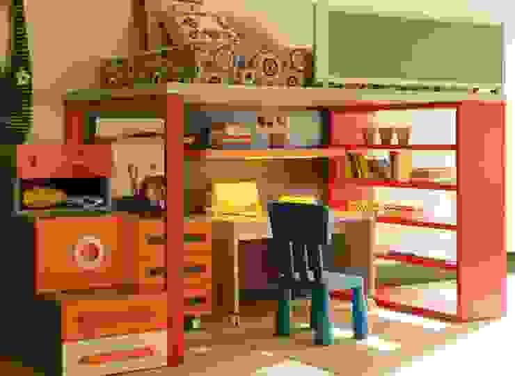 Kinderzimmer von MUEBLES OYAGA