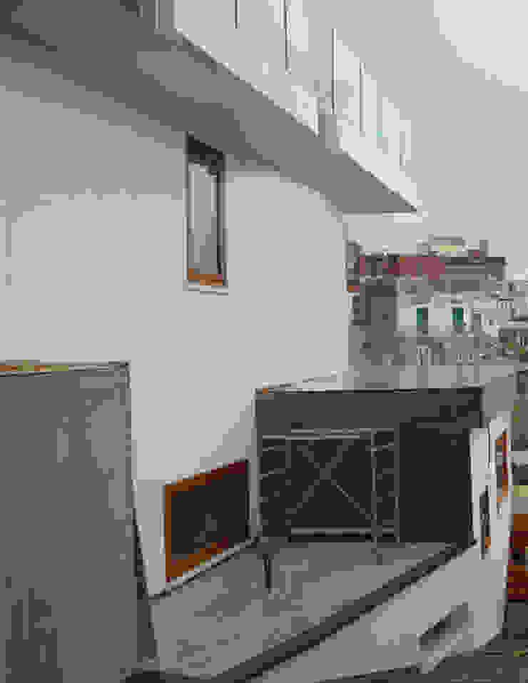 Modern balcony, veranda & terrace by Anna Paghera s.r.l. - Green Design Modern