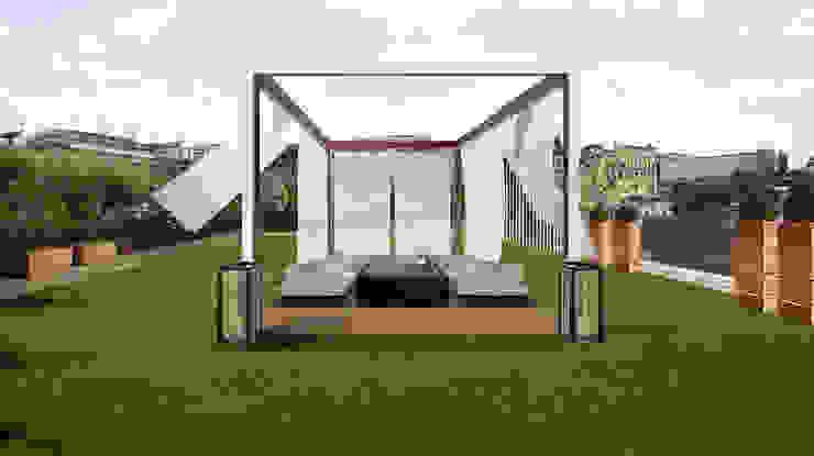 Modern garden by Anna Paghera s.r.l. - Green Design Modern