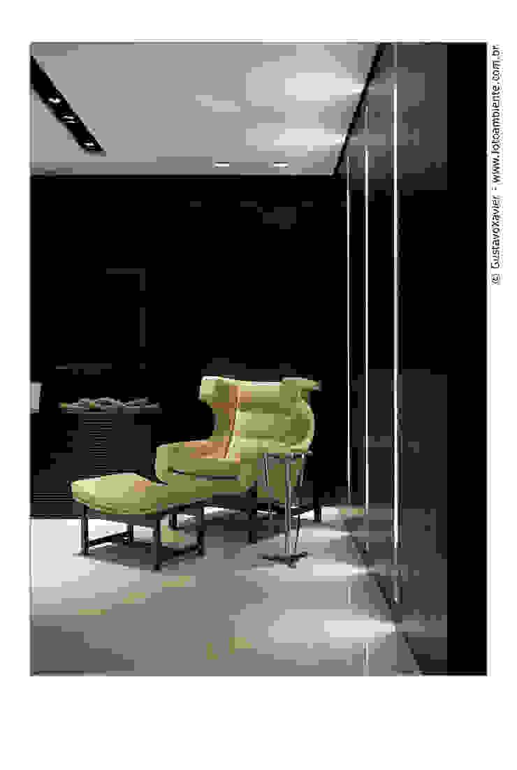 APTO BELVEDERE por Cassio Gontijo Arquitetura e Decoração Moderno