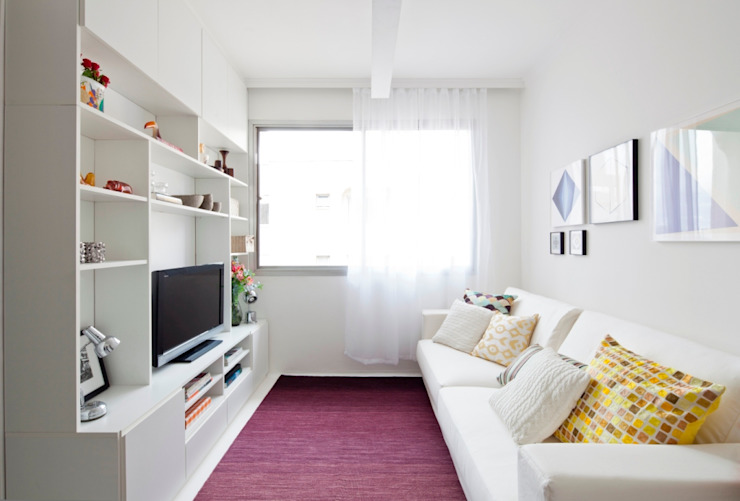 Reforma Apartamento Brooklyn por Estudio MB Minimalista