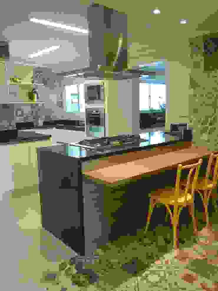 classic  by Flávia Brandão - arquitetura, interiores e obras, Classic Granite