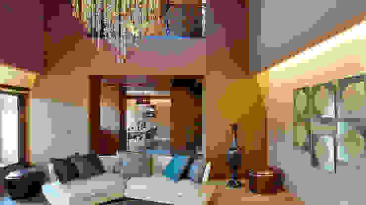 ROMANO DİZAYN – W HOTEL AKARETLER: modern tarz , Modern Masif Ahşap Rengarenk