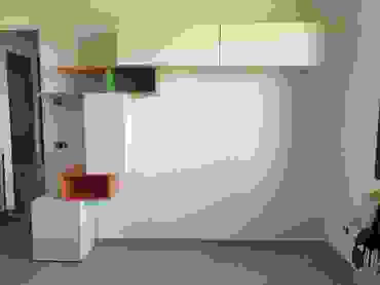 Arreda Progetta di Alice Bambini 现代客厅設計點子、靈感 & 圖片