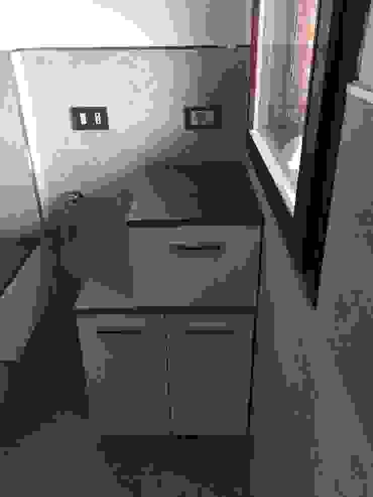 Arreda Progetta di Alice Bambini ห้องน้ำ