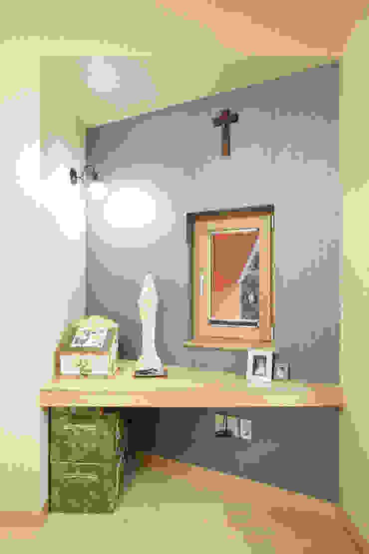 Oficinas de estilo moderno de 주택설계전문 디자인그룹 홈스타일토토 Moderno