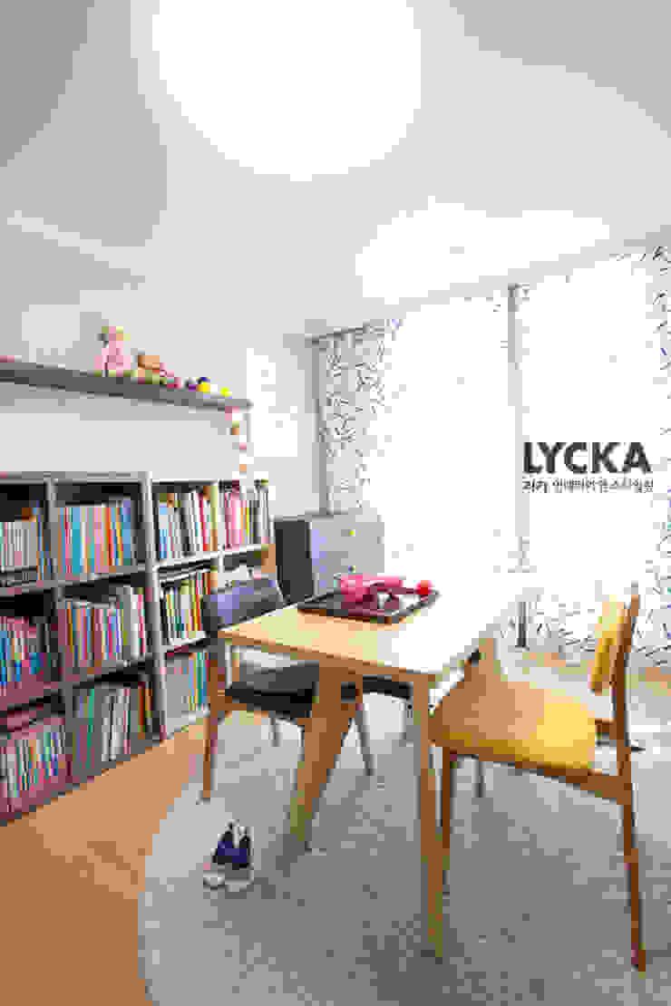 판교 아파트 홈드레싱 스칸디나비아 아이방 by LYCKA interior & styling 북유럽