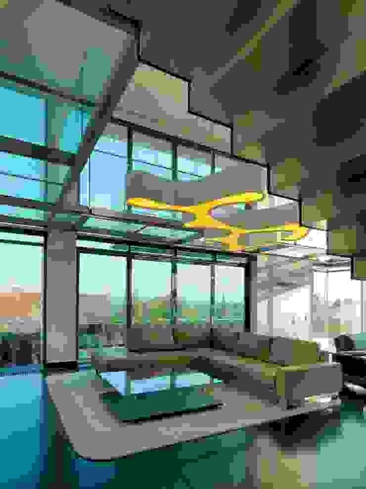 WIZJA Modern Living Room