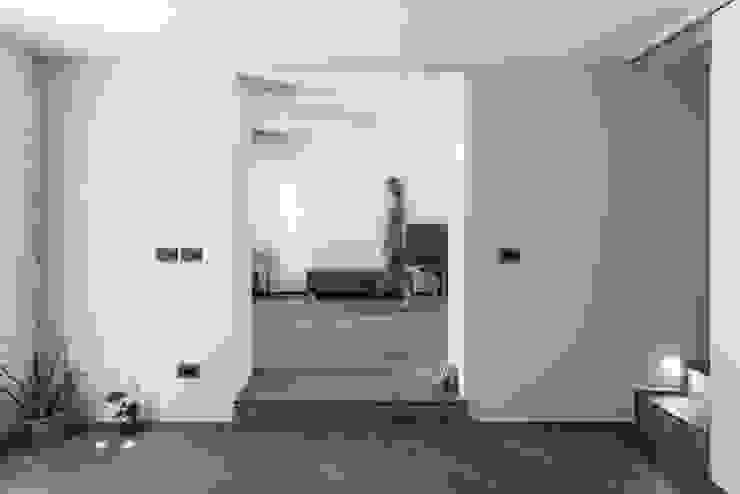 km 429 architettura Modern living room