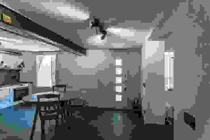 km 429 architettura Modern kitchen