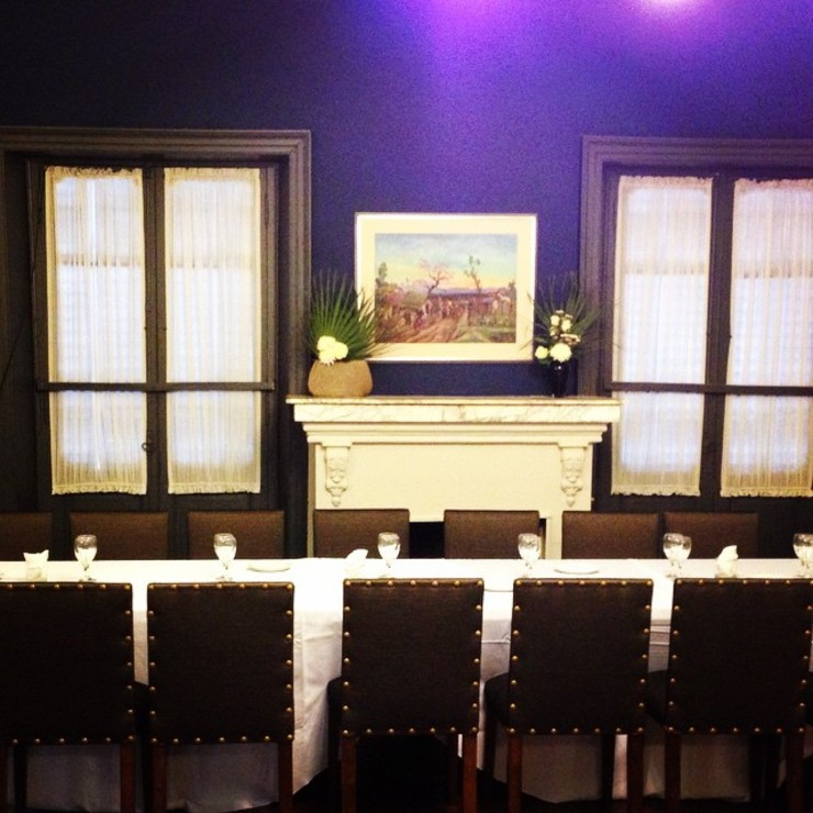 Modern dining room by DAS Modern