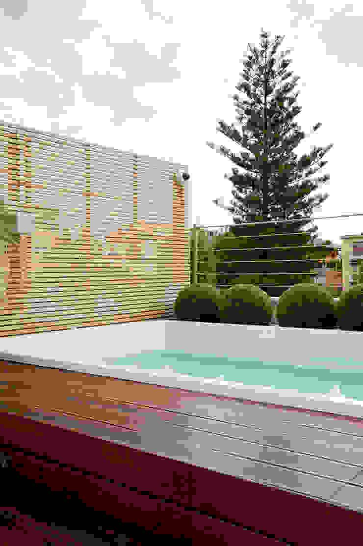 Modern Pool by Francesca Cirilli Modern
