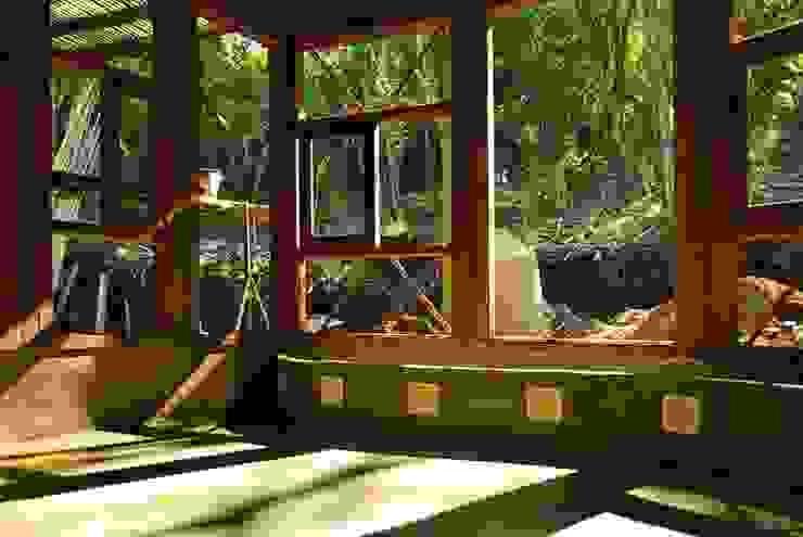 Vivienda CD Paredes y pisos rurales de Ecohacer Bioarquitectura y Bioconstrucción Rural