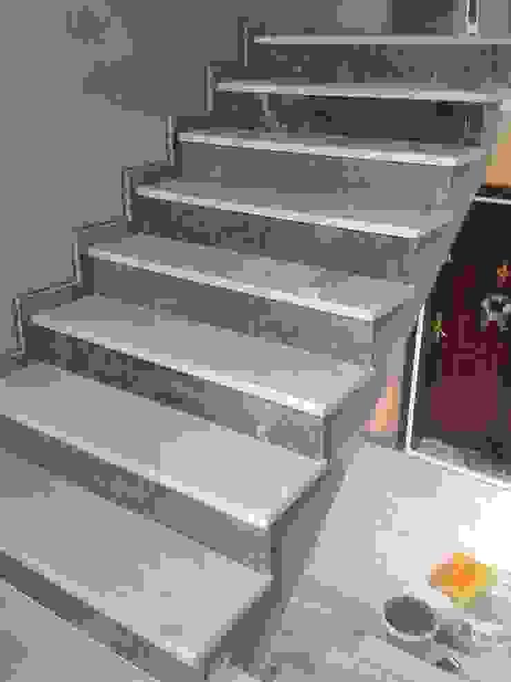 Merdiven Modern Koridor, Hol & Merdivenler Star Mermer Granit Modern