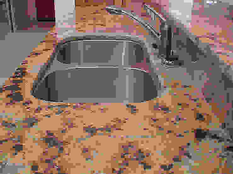 Mutfak Tezgahı Star Mermer Granit Modern Mutfak