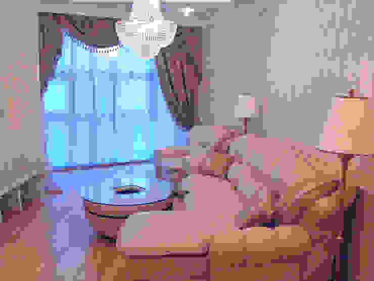 гостиная Гостиная в классическом стиле от Золотой Век Классический