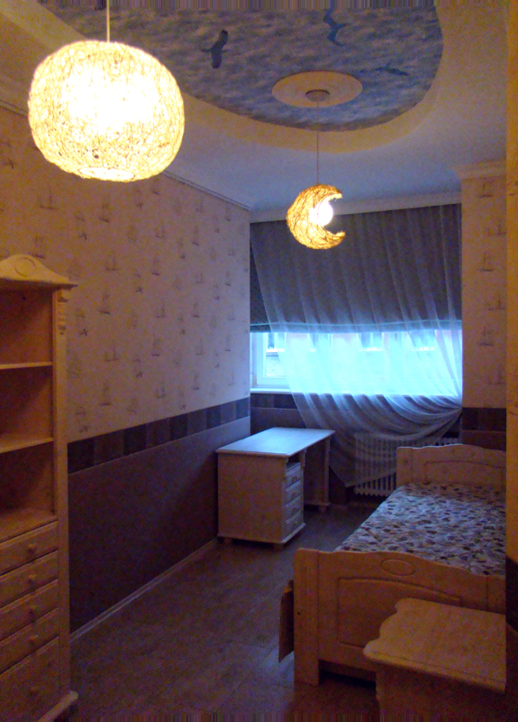 детская Детская комнатa в классическом стиле от Золотой Век Классический