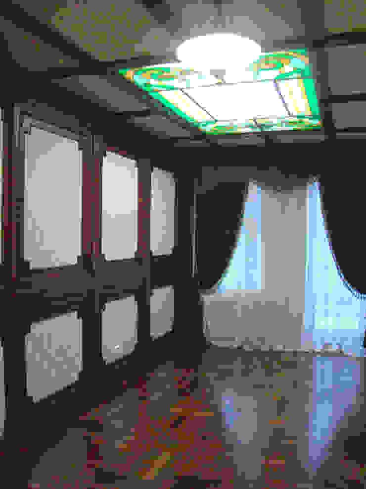 кабинет Рабочий кабинет в классическом стиле от Золотой Век Классический