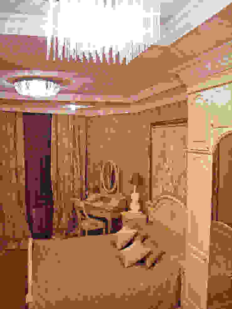 спальня Спальня в классическом стиле от Золотой Век Классический