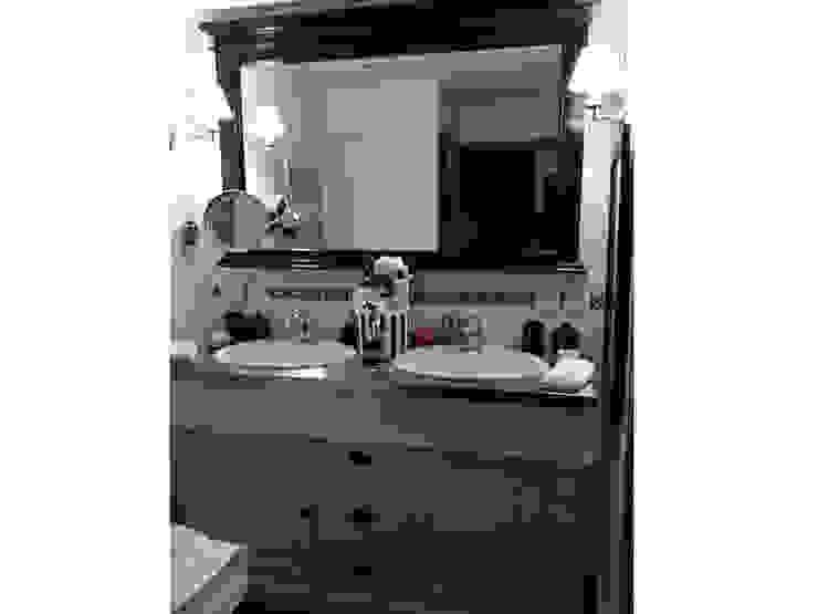 Appartement 62m2 Salle de bain classique par Arnaud Bouvier Design Classique