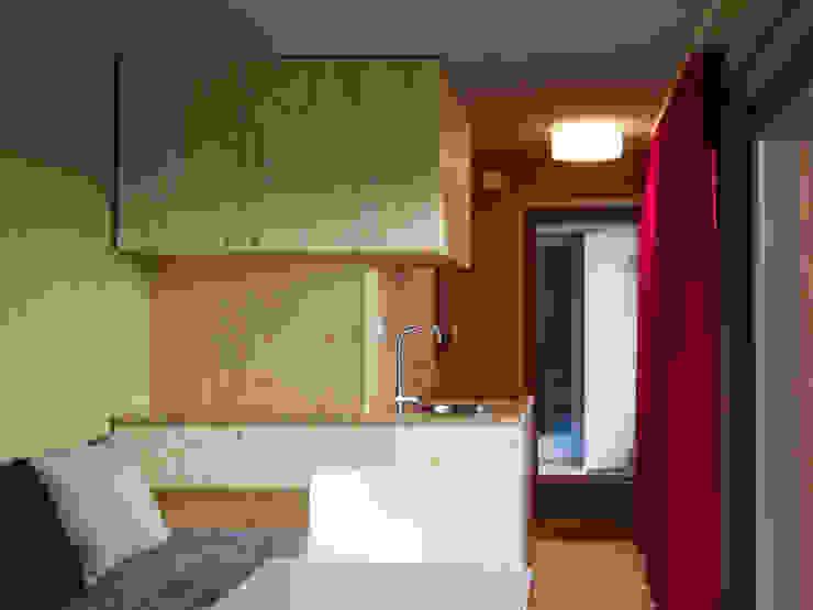 Cozinhas  por Architektur Hitthaler,