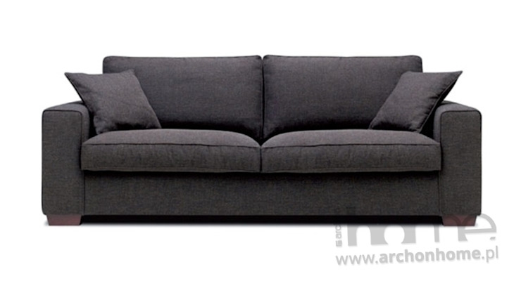 ArchonHome.pl Living roomSofas & armchairs Grey