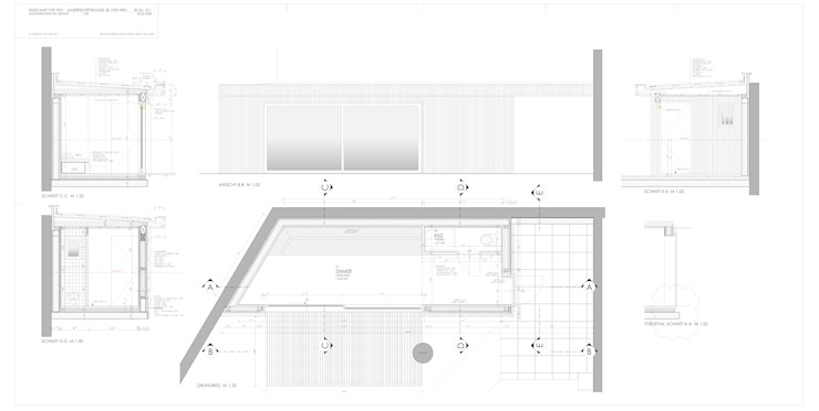 bởi Architektur Hitthaler Hiện đại