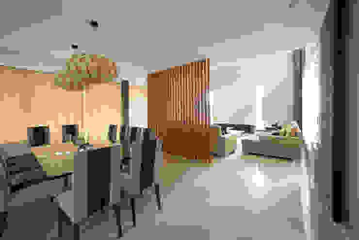 Casa MAS Comedores modernos de Saez Sanchez. Arquitectos Moderno