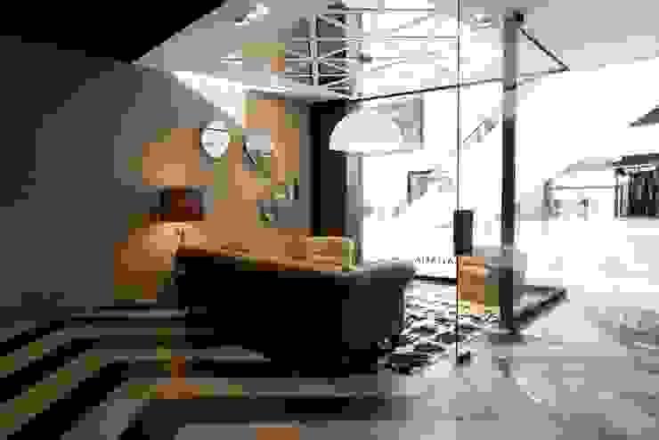 Casa Italia Boutique-Mexico City Salones modernos de Elías Arquitectura Moderno