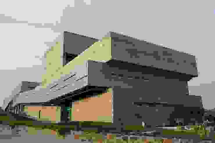 Centro Académico Cultural Casas modernas de Elías Arquitectura Moderno