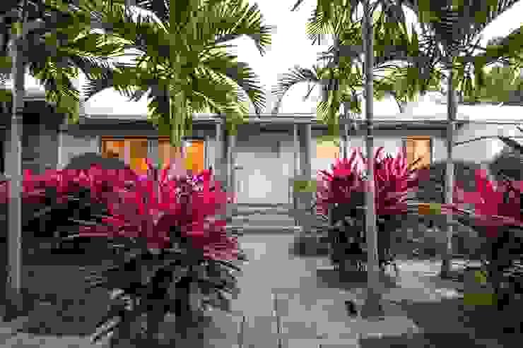 Dilido Island House-Miami 2 Elías Arquitectura Jardines modernos