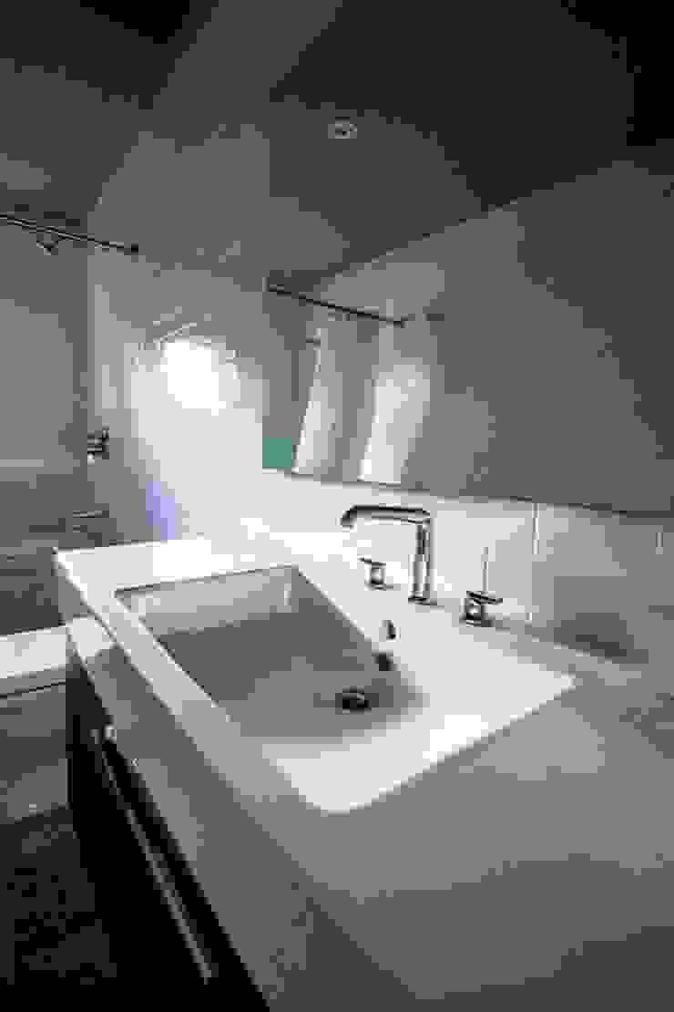 Dilido Island House-Miami 2 Elías Arquitectura Baños modernos