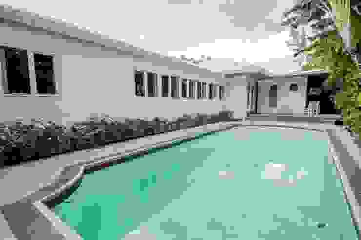 Dilido Island House-Miami 2 Elías Arquitectura Albercas modernas