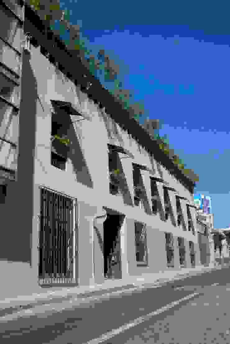 Flor de Mayo Hotel & Restaurant Casas modernas de Elías Arquitectura Moderno