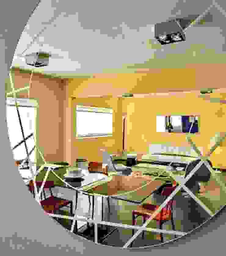 Primary Colours Comedores modernos de Elías Arquitectura Moderno