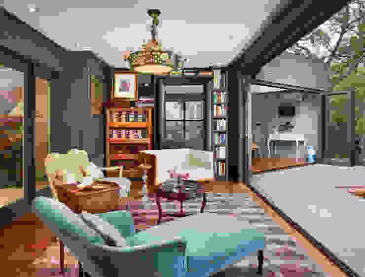 غرفة المعيشة تنفيذ Elías Arquitectura, حداثي