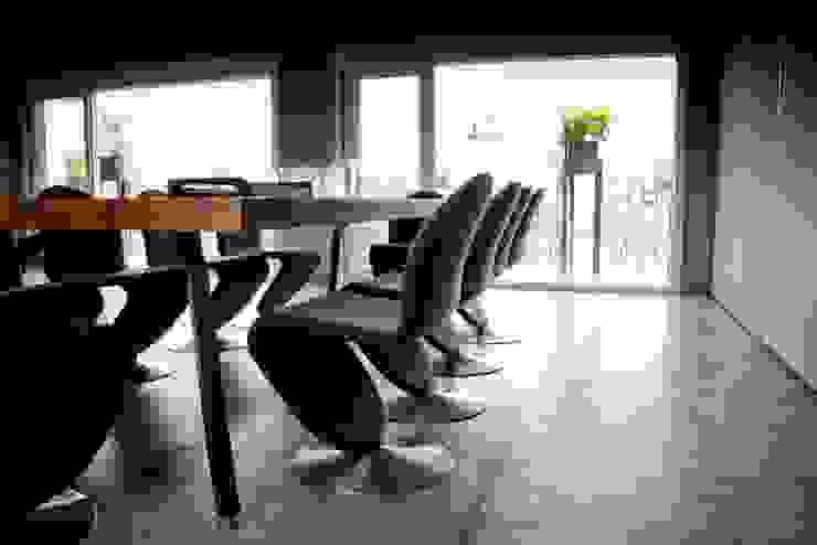 Flor de Mayo Hotel & Restaurant Estudios y despachos modernos de Elías Arquitectura Moderno