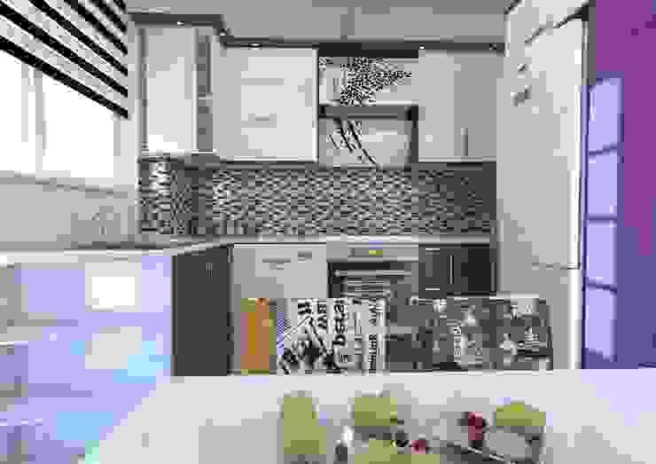 İ.A. Mutfak tasarım ve uygulaması Point Dizayn