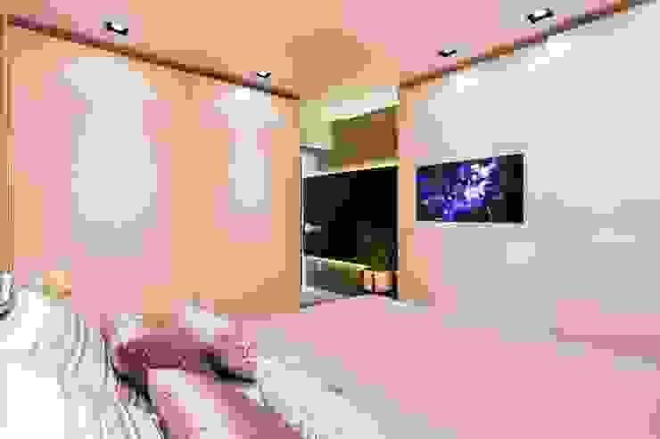 Phòng ngủ phong cách chiết trung bởi ArchDesign STUDIO Chiết trung
