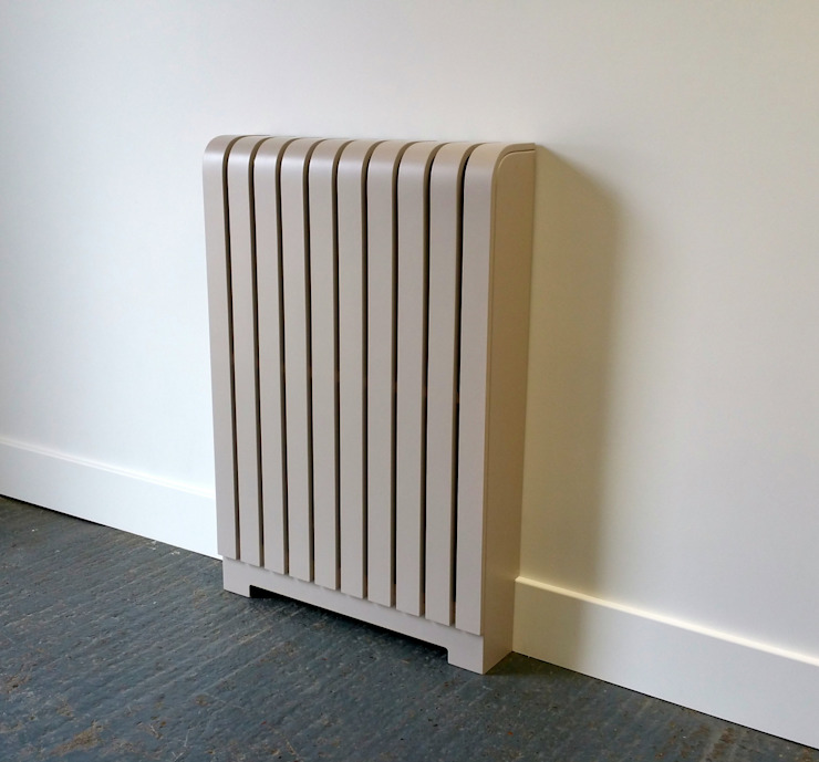 Painted Radiator Cover: modern  by Cool Radiators? It's Covered!, Modern