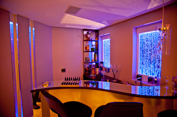 Modern Oturma Odası Paulinho Peres Group Modern