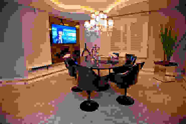 Modern Yemek Odası Paulinho Peres Group Modern