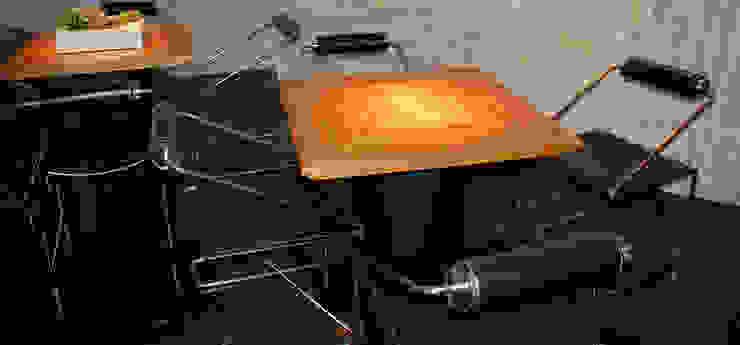 Bar Salas de jantar modernas por Peixoto Arquitetos Associados Moderno