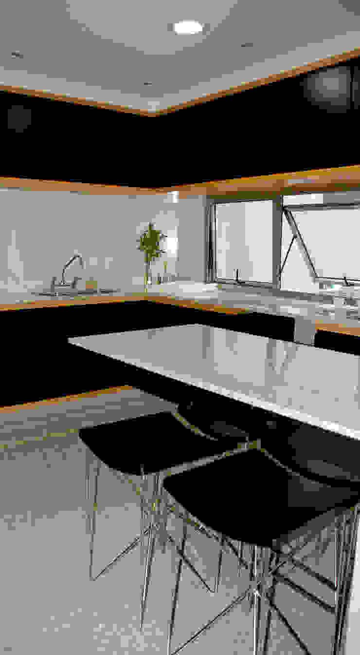 Cozinha Cozinhas modernas por Peixoto Arquitetos Associados Moderno
