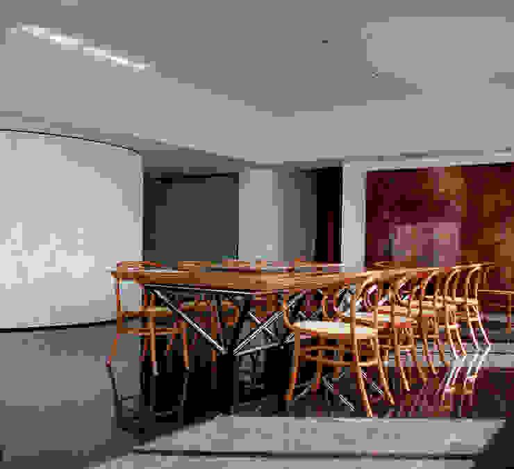 Sala de Jantar Salas de jantar modernas por Peixoto Arquitetos Associados Moderno