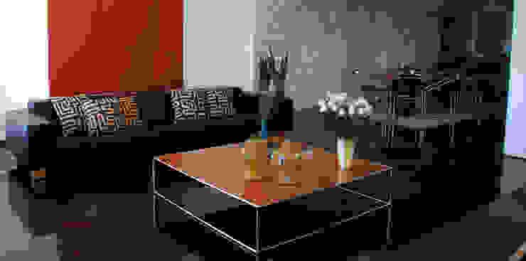 Sala de Estar Salas de estar modernas por Peixoto Arquitetos Associados Moderno